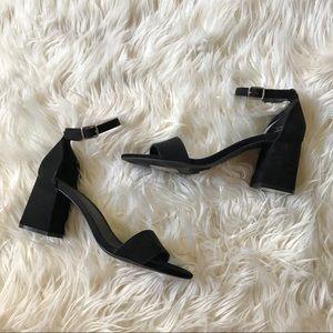 URBAN OUTFITTERS block heels